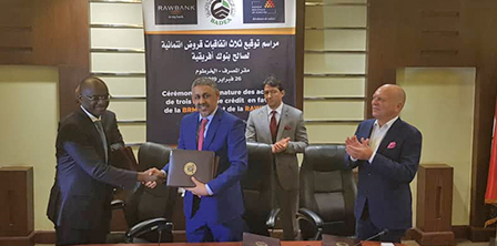 US $ 30 million from BADEA to BRM