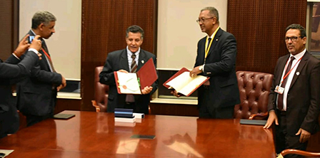 BADEA signed a loan agreements with Madagascar